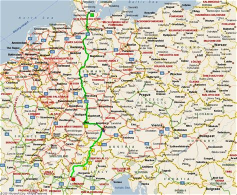 southern germany map 28 map of southern germany southern germany map detailed