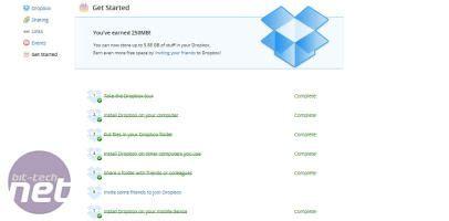 dropbox capacity triple your dropbox capacity for free bit tech net