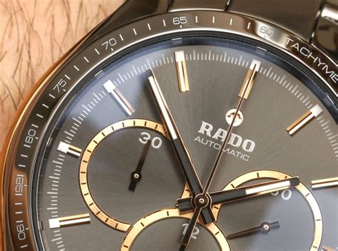 a complete guidebook on rado hyperchrome automatic