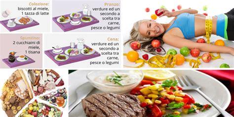 alimentazione e corsa per dimagrire cosa mangiare per dimagrire la dieta quot buona quot