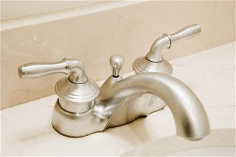 How To Remove Limescale From Faucet by How To Remove Lime Buildup On Faucets Home Guides Sf Gate