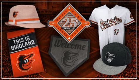 Orioles Giveaways - baltimore fishbowl a breakdown of the orioles giveaways for their 25th