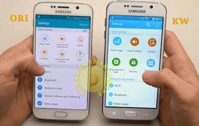 Perbedaan Baterai Hp Nokia Original Dan Palsu 8 trik cara membedakan samsung galaxy s6 palsu replika