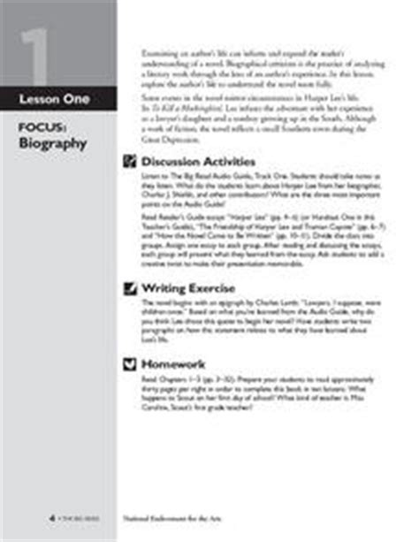 harper lee biography lesson plan truman capote lesson plans worksheets reviewed by teachers