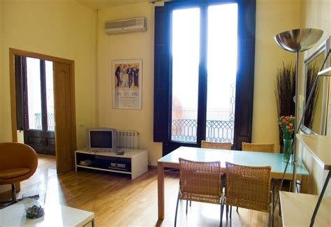 Appartments For Rent Barcelona by Ramblas Plaza Real 3 Barcelona Apartments Barcelona