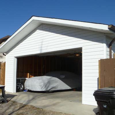 construccion garaje presupuesto construir garage online habitissimo