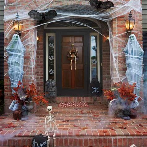 halloween home decorating ideas halloween decorating ideas how to haunt your yard
