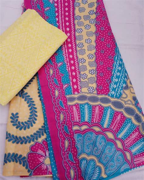 Batik Sinaran jual kain batik sinaran dan embos 1 di lapak batik zhana