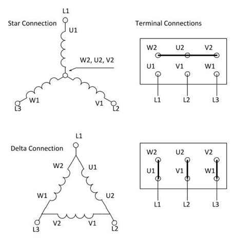 delta wye wiring diagram delta free engine image for