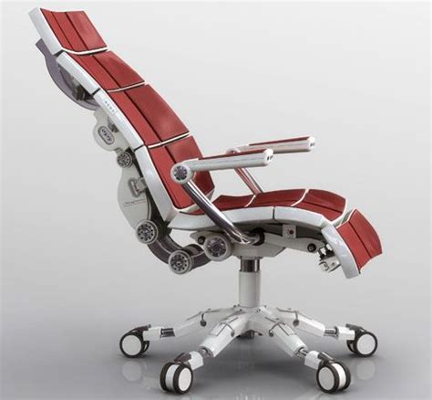 Futuristic Chairs by Furniture Of The Future Part I