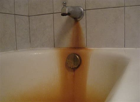 rust spots in bathtub how to remove unsightly bathtub stains more bathtubs and