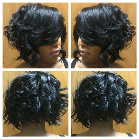 bob sew in weave hairstyles 15 new short curly weave hairstyles short hairstyles