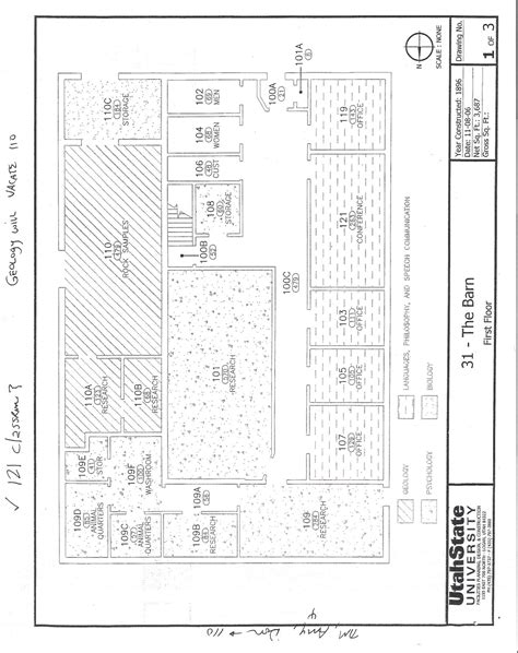 barn layouts usu barn blog