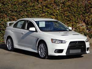 Mitsubishi Evolution 2014 2014 Mitsubishi Lancer Evolution