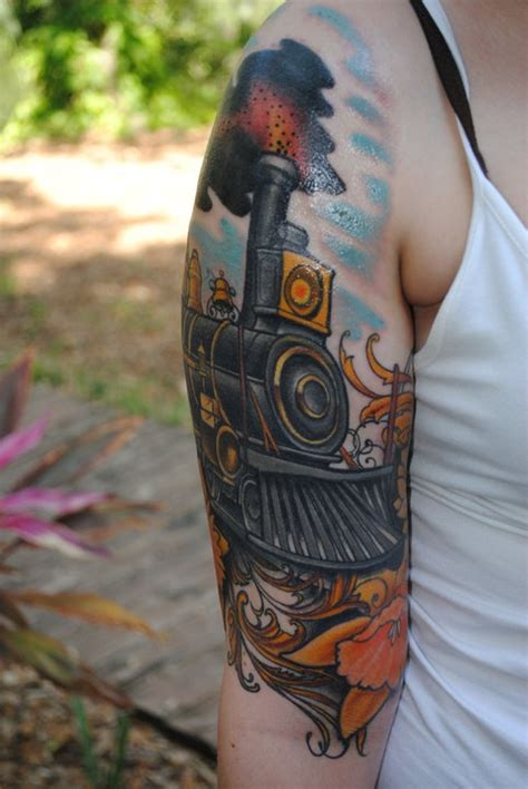 where to learn tattoo in singapore 1000 images about train tattoo on pinterest train