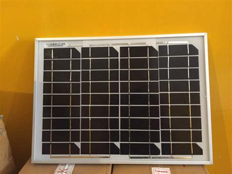 Jual Panel Surya solar cell panel surya 10wp jual solar panel surya
