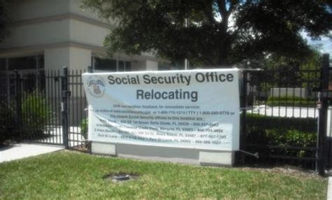 Social Security Local Office by Social Security Office Wpb 1 West Palm Parks