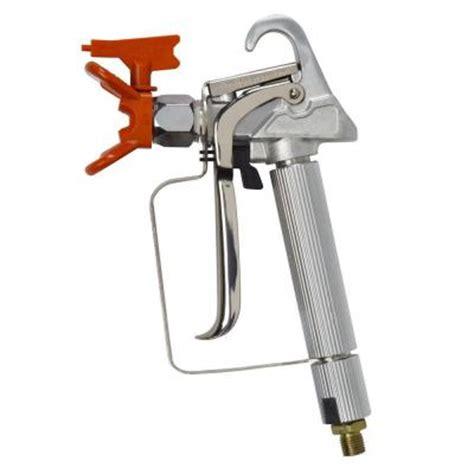 paint spray gun home depot homeright airless spray gun c800904 the home depot