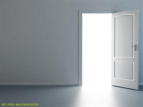 An Open Door by Open Door Wallpaper