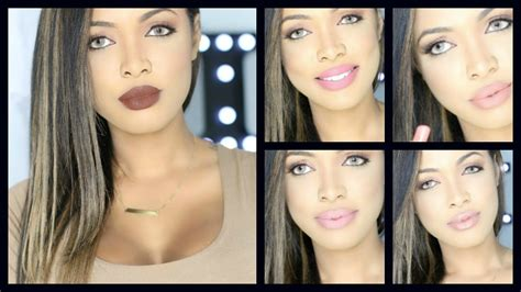best lip color for light to medium skin best lip colors for medium skin