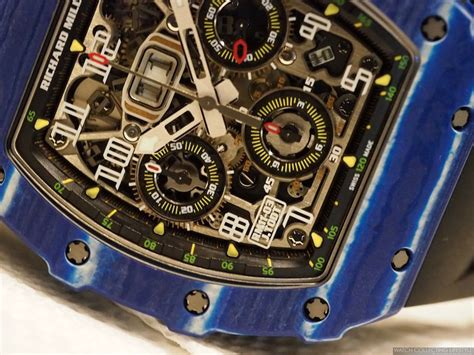 Jam Richard Mille Rm27 03 Carbon Black Crown Best Clone insider richard mille rm11 03 jean todt limited edition on with the blue
