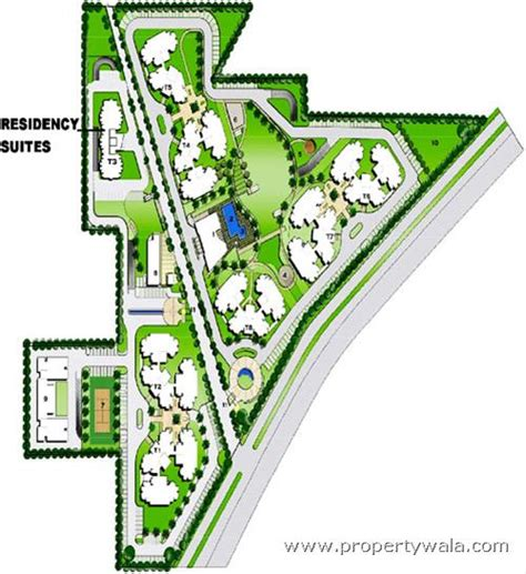 layout plan of palam vihar bestech park view residency sector 3 gurgaon