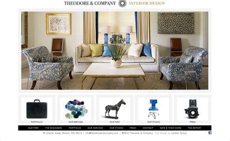 clean minimalist  simple interior design websites