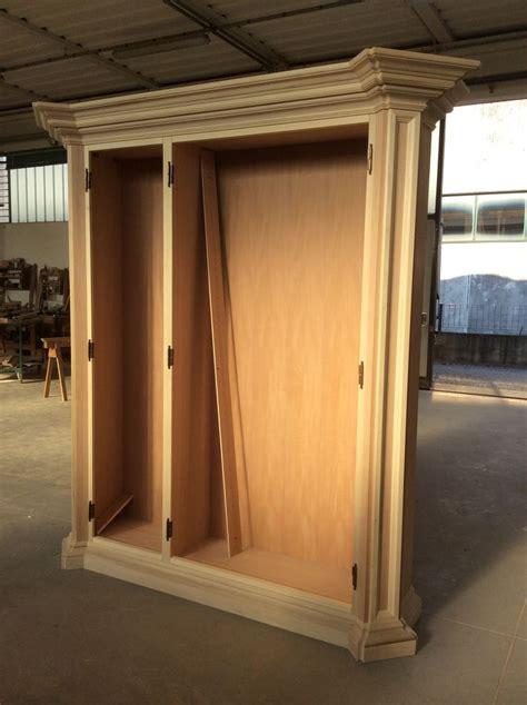 costruzione armadio legno armadio in costruzione progetti speciali su misura