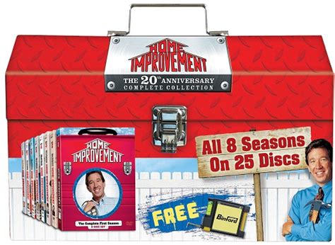 home improvement 20th anniversary complete collection
