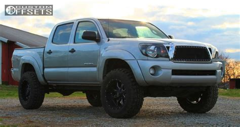 Leveling Kit For Toyota Tacoma Wheel Offset 2010 Toyota Tacoma Leveling Kit Custom Rims