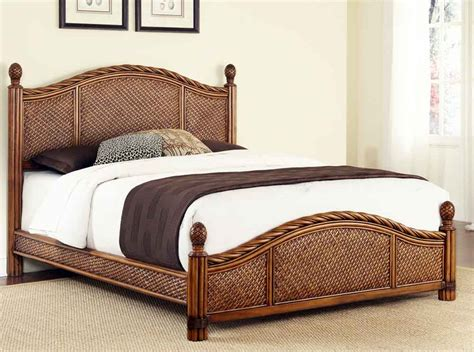 rattan bedroom set bedroom wicker furniture b579 honey santa wicker and