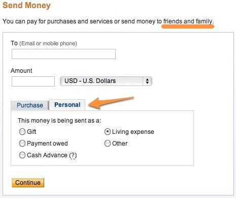 how to make an ebay account without a credit card howto send money to your spouse without incurring fees