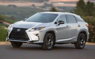 Lexus Crossover Suv Best Crossover Suv 2016 Lexus Rx 350 Best Midsize Suv