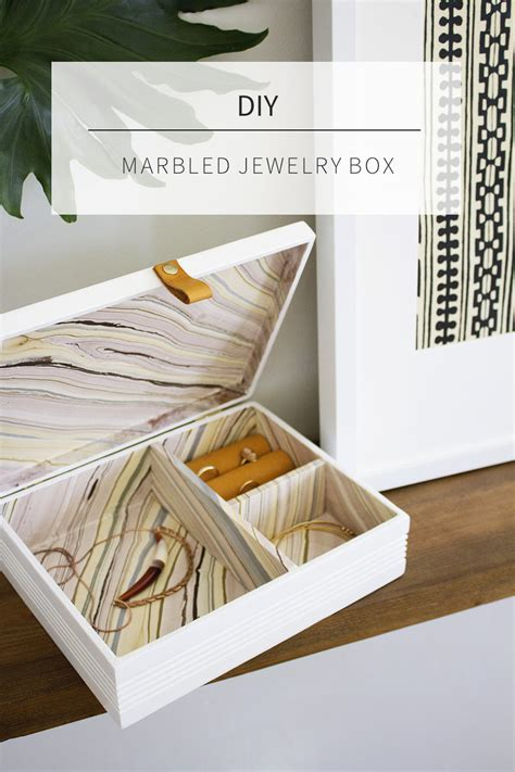 how to make a jewelry box how to make a jewelry box from a cigar box