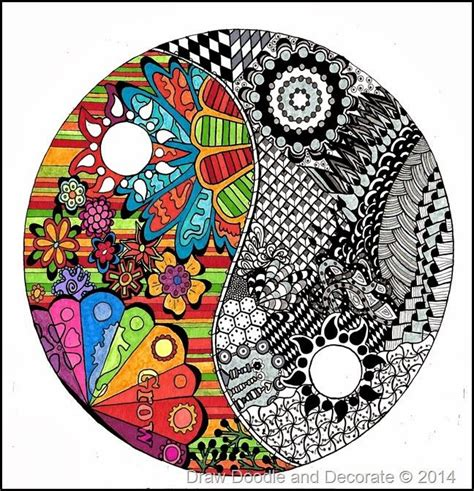 doodle god yin yang 176 best images about piatti moderni on