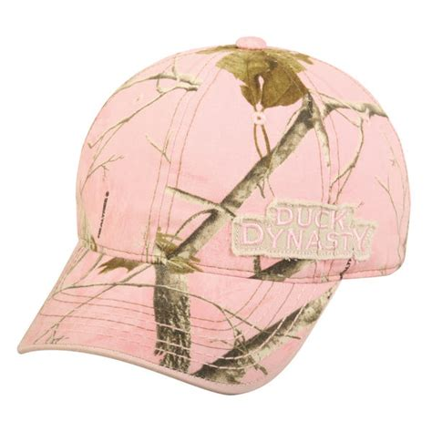 s realtree apc pink camo duck dynasty