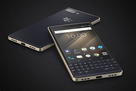 blackberry key2 le announced looking pretty in