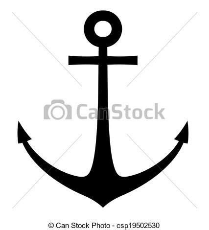vector anchor vector illustration anchor vector