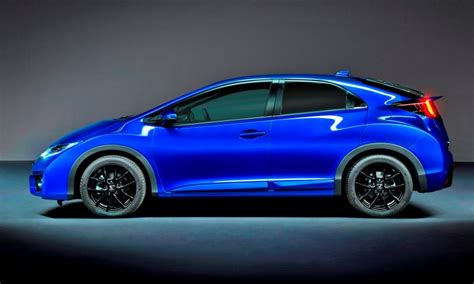 Honda Sports 2015 by 2015 Honda Civic Sport Is New For Uk With Type R Styling