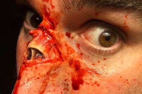 imagenes reales gore video holy sh t self taught aussie special effects