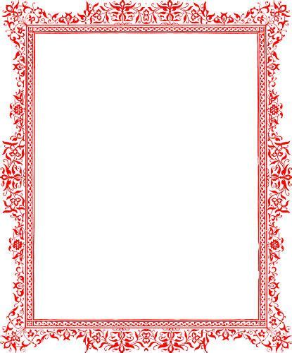 frame design for microsoft word free document borders download document microsoft