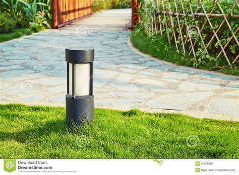 lawn lights lawn l garden light outdoor landscape lighting stock