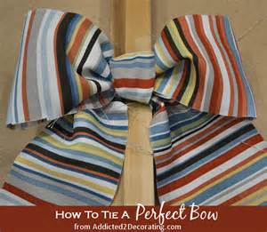 how to tie a decorative bow 3 ways to make a floral bow wikihow motorcycle review