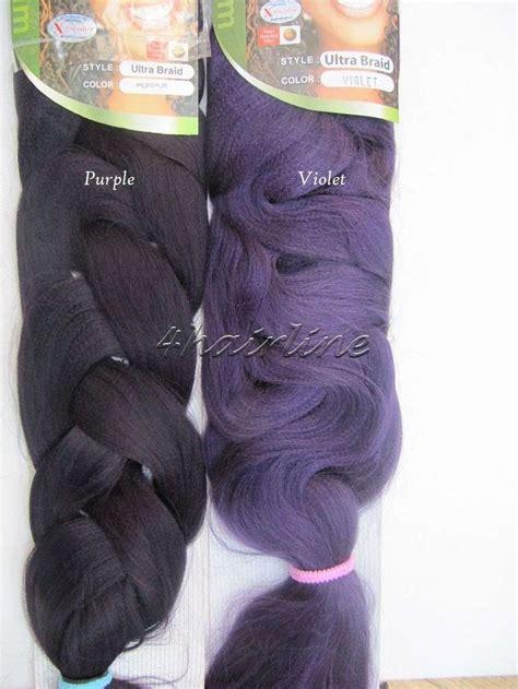voliet xpression hair 17 best ideas about senegalese twists purple on pinterest