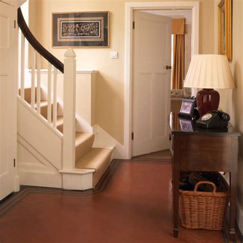 small hallway 25 beautiful homes terracotta tiles hallway flooring ideas housetohome co uk
