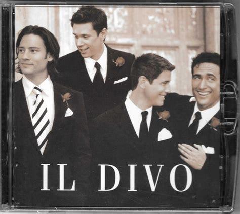 il divo forum il divo il divo cd album at discogs