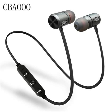 best in ear headphones for bass cbaooo c10 bluetooth earphone sport running headsets with