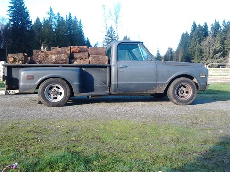 Stepside Bed What Problems To Look For In 67 72 Chevy Gmc Pickups