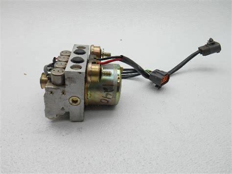 repair anti lock braking 1996 mazda mx 5 parental controls new oem ford abs anti lock brake pump probe mx 6 626 1994 1996 f42z 2c257 a ebay