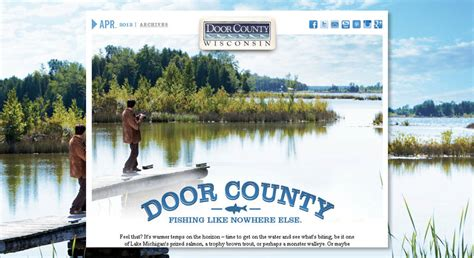 Visit Door County by Door County Wi Visitor Bureau Ebrains